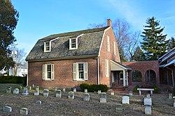1805 Camden Friends Meetinghouse