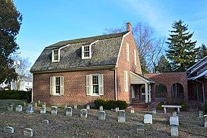 Camden, Delaware - 1805 Quaker Meetinghouse