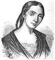 Camerini - Donne illustri, 1870 (page 162 crop) Giustina Renier Michiel.jpg