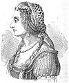 Camerini - Donne illustri, 1870 (page 214 crop) Isabella d'Aragona.jpg