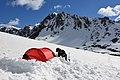 Camping in Chugach State Park. Chugach Mountains, Alaska.jpg