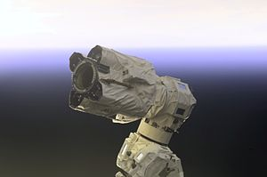 Mobile Servicing System -  Canadarm2 Latching End Effector