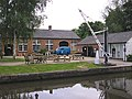 Canal buildings at Fradley, Staffordshire - geograph.org.uk - 997307.jpg