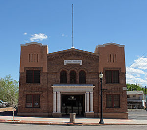 Cañon City State Armory - Image: Canon City State Armory