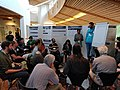 Capacity Building session in Wikimedia 2030 space IMG 20190816 132439 02.jpg