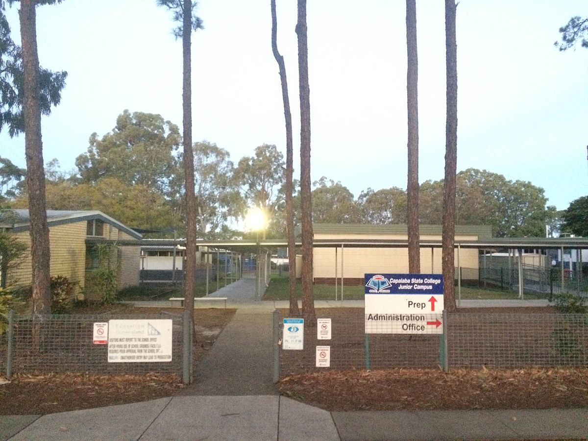 Capalaba State College Wikipedia