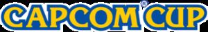 Capcom Cup - Image: Capcom Cup logo text