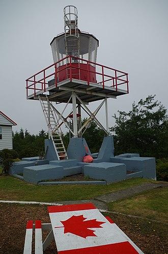 Cape Scott Lighthouse - Cape Scott Lighthouse