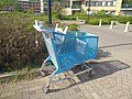 Capelle aan den IJssel - Abandoned shopping cart (2019).jpg