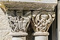 Capitals of the Chapter House of Saint-Pierre Abbey of MsC.jpg