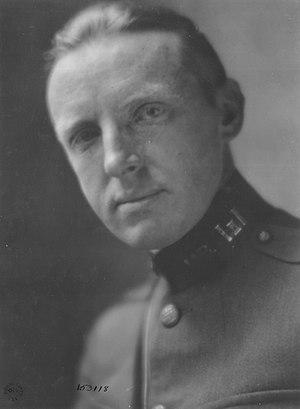 Walter Jack Duncan - Duncan in uniform.
