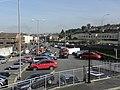 Car park along High Street Newry - geograph.org.uk - 1497488.jpg