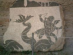 mosaic Baths of Caracalla