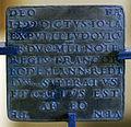 Caradosso (attr.), medaglietta quadrata di gian giacomo trivulzio, 1499, verso.JPG