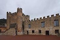 Carcelén, Castillo, Torre y fachada.jpg