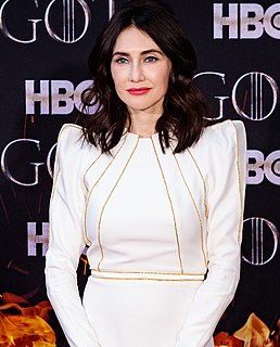 Carice van Houten Dutch actress and singer