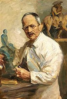 Danish sculptor (1868-1933)