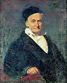 Carl Friedrich Gauss Wikiquote