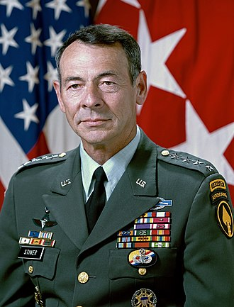 Carl Stiner - General Carl W. Stiner