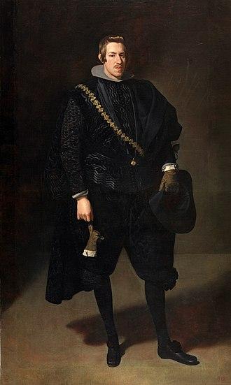 Infante Carlos of Spain (1607–1632) - Portrait of the infante Don Carlos by Diego Velázquez, 1626/27
