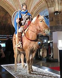 カロリング朝時代の騎士