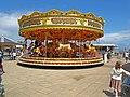 Carousel in summer - geograph.org.uk - 1600101.jpg