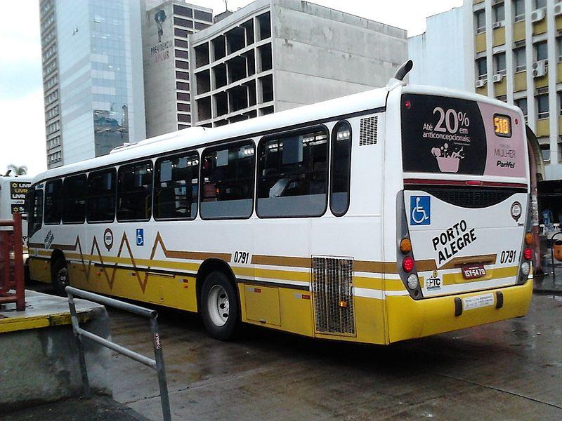 Como andar de ônibus em Porto Alegre