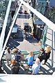 Cars exiting MV Wenatchee at Bainbridge terminal 01.jpg