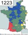 Carte de france 1223.png