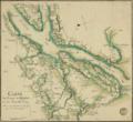 Carte des Environs de Quebec En la Nouvelle France.png