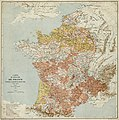 Carte du royaume de France pendant la mission de Jeanne d'Arc 1429-1430.jpg