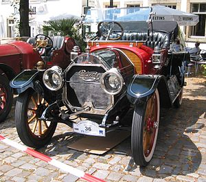Cartercar - 1912 Cartercar