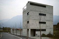 Casa Guidotti, Monte Carasso (1984)