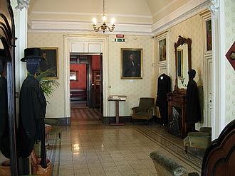 Giovanni Verga - Verga's house-museum in Catania