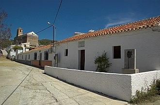 Macharaviaya - Image: Casa natal de Salvador Rueda