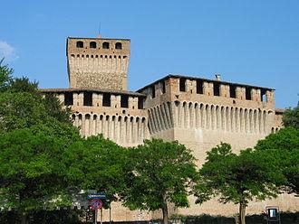 Montechiarugolo - Montechiarugolo Castle