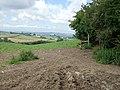Castell Talyfan Footpath - geograph.org.uk - 490799.jpg