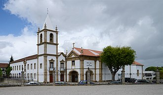 Castelo Branco, Portugal - The Convent and church of Graça