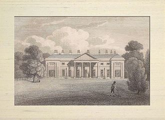 Prince Edward, Duke of Kent and Strathearn - Castle Hill Lodge 1814