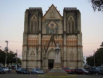 Cáceres, Mato Grosso - Image: Catedral de São Luís 2