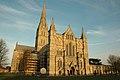 Catedral de Salisbury - tarda.JPG
