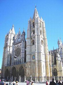 มหาวิหารลีออน(Leon Cathedral) ประเทศสเปน