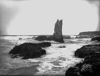 Kiama, New South Wales - Image: Cathedral Rock, Kiama from The Powerhouse Museum