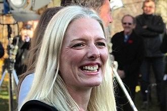 Catherine McKenna - McKenna on November 4, 2015, shortly before being sworn into cabinet.