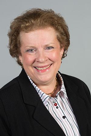 Catherine Trautmann - Image: Catherine Trautmann MEP, Strasbourg Diliff