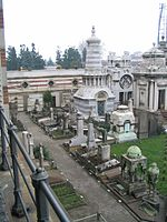 Cemetery in Milan (Jewish part)1.JPG