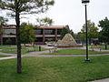 Centennial Plaza, Southern Nazarene University (2007).jpg