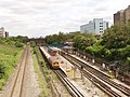 Central Line track maintenance, North Acton - geograph.org.uk - 177876.jpg