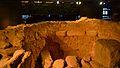Centre Arqueològic de l'Almoina, absis d'època visigòtica.JPG