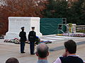 Ceremony At Tomb Of The Unknown Soldier.jpg